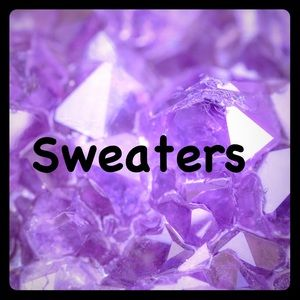 All Kinds of Sweaters.